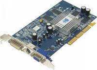 HIS 9250 256/128MB (128bit) AGP