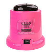 Кварцевый (шариковый) стерилизатор Master Professional для косметологических инструментов, розе