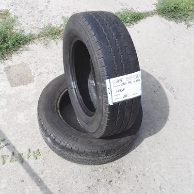Бусовские шины б.у. / резина бу 195.70.r15с Lassa Transway Ласса