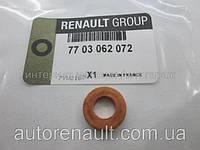 Шайба под дизельные форсунки на Рено Лоджи 1.5dCi (толщ. 3.0mm) RENAULT (оригинал) 7703062072