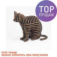 3D пазл Кошка / Оригинальные подарки