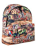 Рюкзак подростковый ST-15 Crazy 02, 31*41*14