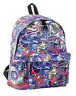 Рюкзак подростковый ST-15 Crazy 15, 31*41*14