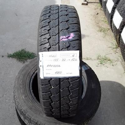 Бусовские шины б.у. / резина бу 195.70.r15с Hankook Radial RA10 Хэнкок