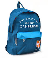 Рюкзак подростковый CA-15 Blue, 42*29*11