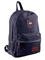 Рюкзак подростковый OX-15 Steel blue, 42*29*11