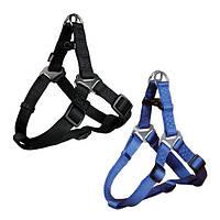 Шлейка XL усиленная для собак, 80 - 100 см, цвета в ассортименте