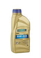 Синтетическое моторное масло Ravenol VollSynth Turbo VST sae 5w-40