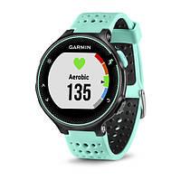 Спортивные часы Garmin Forerunner 235 Black-Frost Blue
