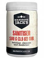 Средство для дезинфекции Mangrove Jack's Sanitiser 100g