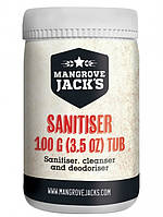 Засіб для дезінфекції Mangrove jack's Sanitiser 100g