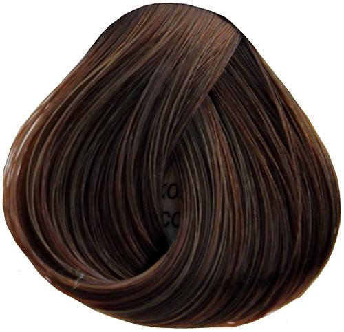 """6/7 """"Темно-русый коричневый"""" Estel Крем-краска для волос Essex 60 мл."""