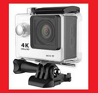 Action Camera H9R WiFi 4K + Пульт. Для активных людей. Высокое качество. Практичный дизайн. Код: КДН2186