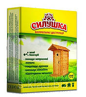 """Биопрепарат для туалетов и выгребных ям """"Силушка"""" (200 гр)-для уличных туалетов, выгребных ям, септиков"""