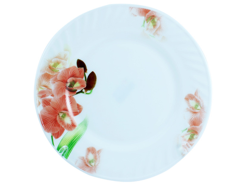 Тарелка Ø 20 см Орхидея Red 112