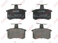 Тормозные колодки задние Audi 100/A6 C4 1990-->1997 ABE (Польша) C2A000ABE