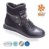 Новая коллекция демисезонных ботинок для девочек от фирмы Tom.M, Bi&Ki2450A (8 пар, 33-38)