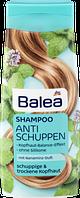 Шампунь против перхоти Balea Shampoo Anti Schuppen 300мл