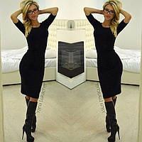 Женское платье для офиса