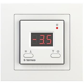 Терморегулятор для систем антиобледенения и снеготаяния, terneo kt (Украина), гарантия 3 года.
