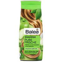 Шампунь для нормальных и склонных к жирности волос Balea Shampoo Pure Frische 300мл