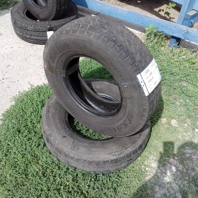 Бусовские шины б.у. / резина бу 205.r14с Sava Trenta Сава