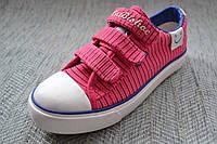 Розовые кеды для девочек Jong Golf размер 31 33 36