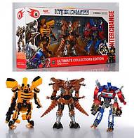 Набор трансформеров 4119 Transformers (3 модели)