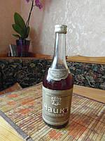 Коньяк Чайка Десна производства СССР коллекционный