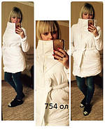 Модные женские пальто 754 ол