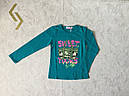 Трикотажные регланы для девочек GOLOXY 134-164, фото 2