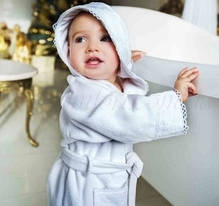 Где купить детский махровый халат производства Украина