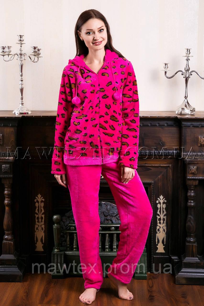 Пижама женская Leopard малинка   продажа 89179060700a2