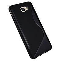 Чехол Samsung J5 Prime / G570F силикон TPU S-LINE черный