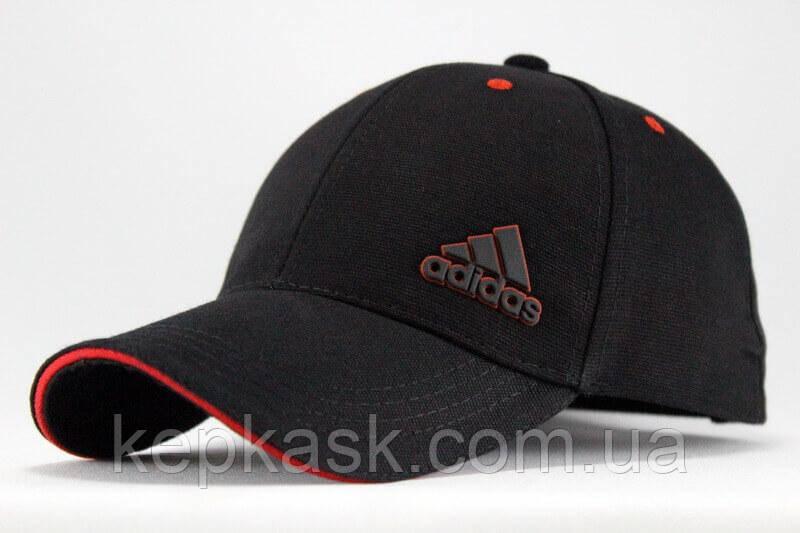 Бейсболка коттон Black Adidas-5