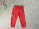 Трикотажные спортивные штаны для девочек GRACE 98-128 р.р., фото 3