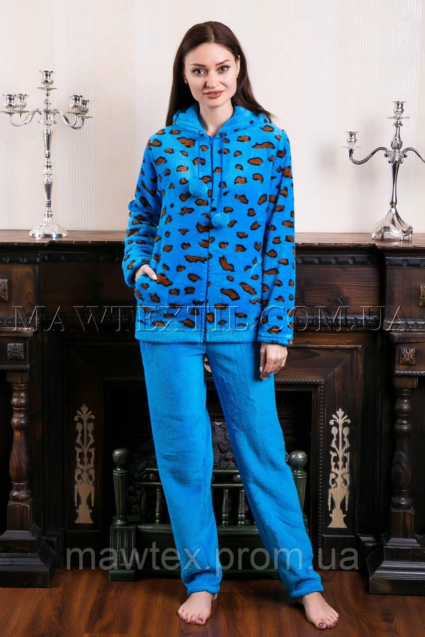 Пижама женская Leopard голубая   продажа ae64fce20f605