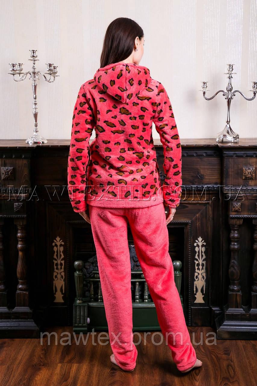 Пижама женская Leopard персик   продажа 154d52aa8ecd6