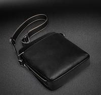 Мужская кожаная сумка. Модель 61338, фото 4