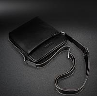 Мужская кожаная сумка. Модель 61338, фото 5