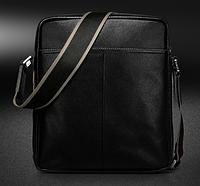 Мужская кожаная сумка. Модель 61338, фото 3