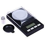 Цифровые ювелирные весы TL-50 ( 50 г, 0.001 г ), фото 3