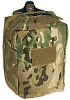 Медицинский подсумок Tasmanian Tiger Base Medic Pouch MC multicam, Cordura 500 DEN, защитный TT 7861.394