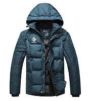 Качественная теплая куртка RLX для мужчин. Высокое качество. Практичная модель. Стильный дизайн. Код: КДН2190