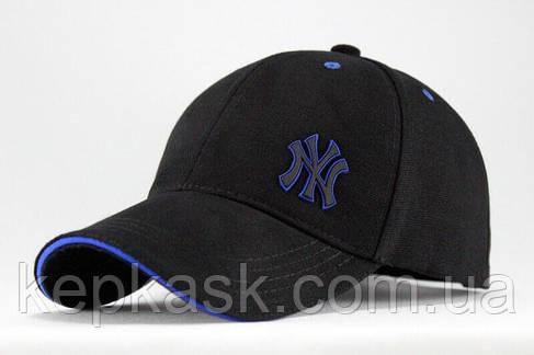 Бейсболка коттон Black New York-3, фото 2