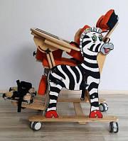 Б/У ЗЕБРА - Реабилитационное кресло для детей с ДЦП Zebra Positioning Chair