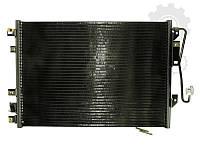 Радиатор охлаждения двигателя на Renault Kangoo 97->08  (550x373x16) - Nissens (Дания) - NIS 94657