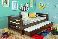 Детская кровать НЕМО из натурального дерева, Арбор Древ
