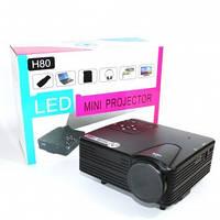 Проектор для домашнего кинотеатра W662 (80Lum) WiFi