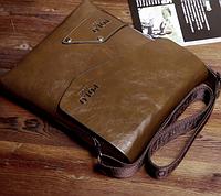 Чоловіча шкіряна сумка. Модель 61339, фото 10